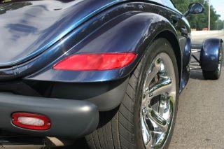 Тест Plymouth/Chrysler Prowler, или что такое Плимутосиус Праулеритерейкиум
