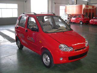 Электрокары из Китая, или что ждет Hummer (ФОТО)