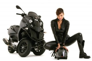Gilera Fuoco 500ie: скутерный трипл-дабл, или дьявольский «Гномик» наоборот