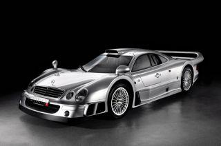Прикупи один из двух боевых болидов Mercedes-Benz CLK GTR! (2 ФОТО)