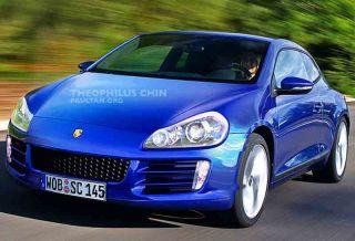 """Кризис: Porsche готовит """"дешевый"""" спорткар гольф-класса! (2 ФОТО)"""