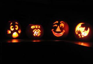 Halloween-страшилки: нечистая сила и автомобили… (20 ФОТО)