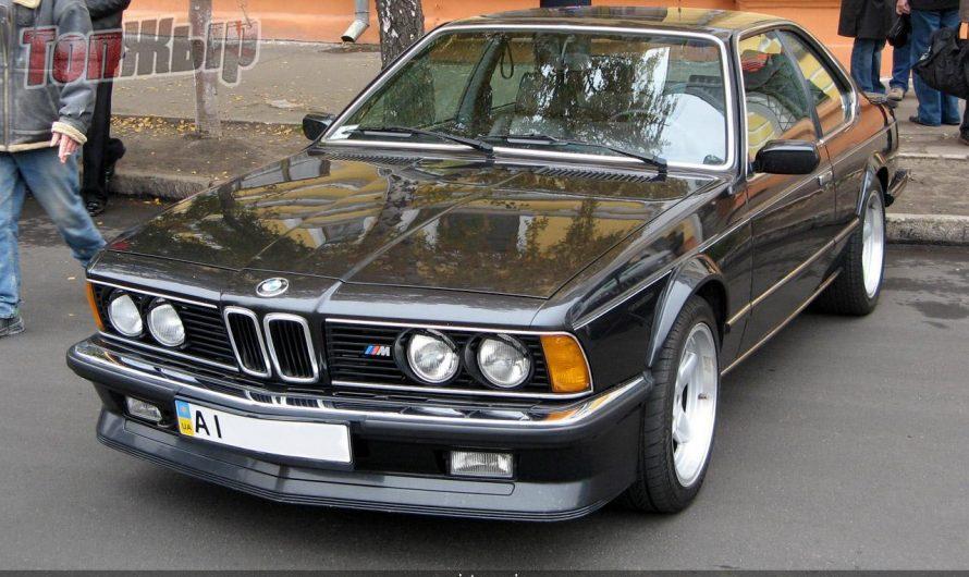 BMW M6 Series (E24)