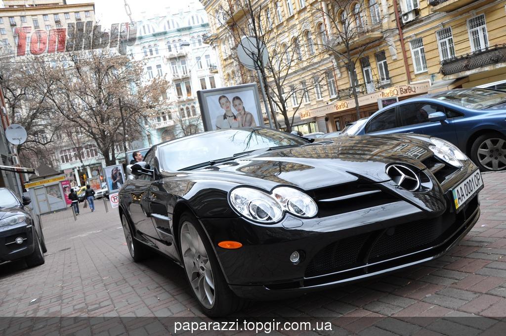 Самые дорогие и эксклюзивные суперкары в истории Украины
