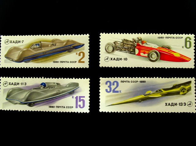 О сокровенном: ТОП-5 самых быстрых и неизвестных гоночных советских авто
