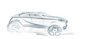 BMW X2 Sports Activity Coupe: приоткрываем занавес тайны