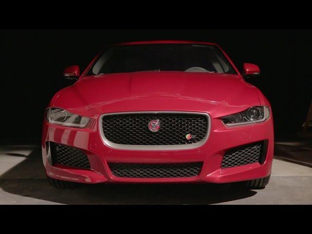 Jaguar показал лицо нового компактного спортивного седана