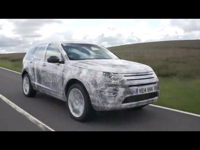 Land Rover показал наследника Freelander