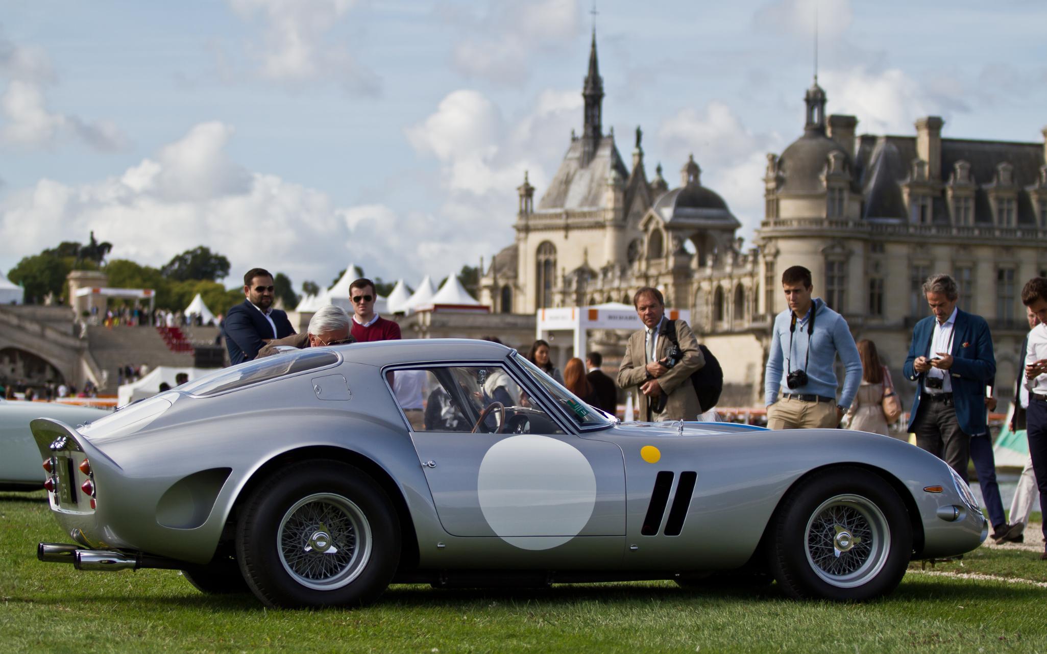 Самый дорогой авто в мире продали за $70 миллионов