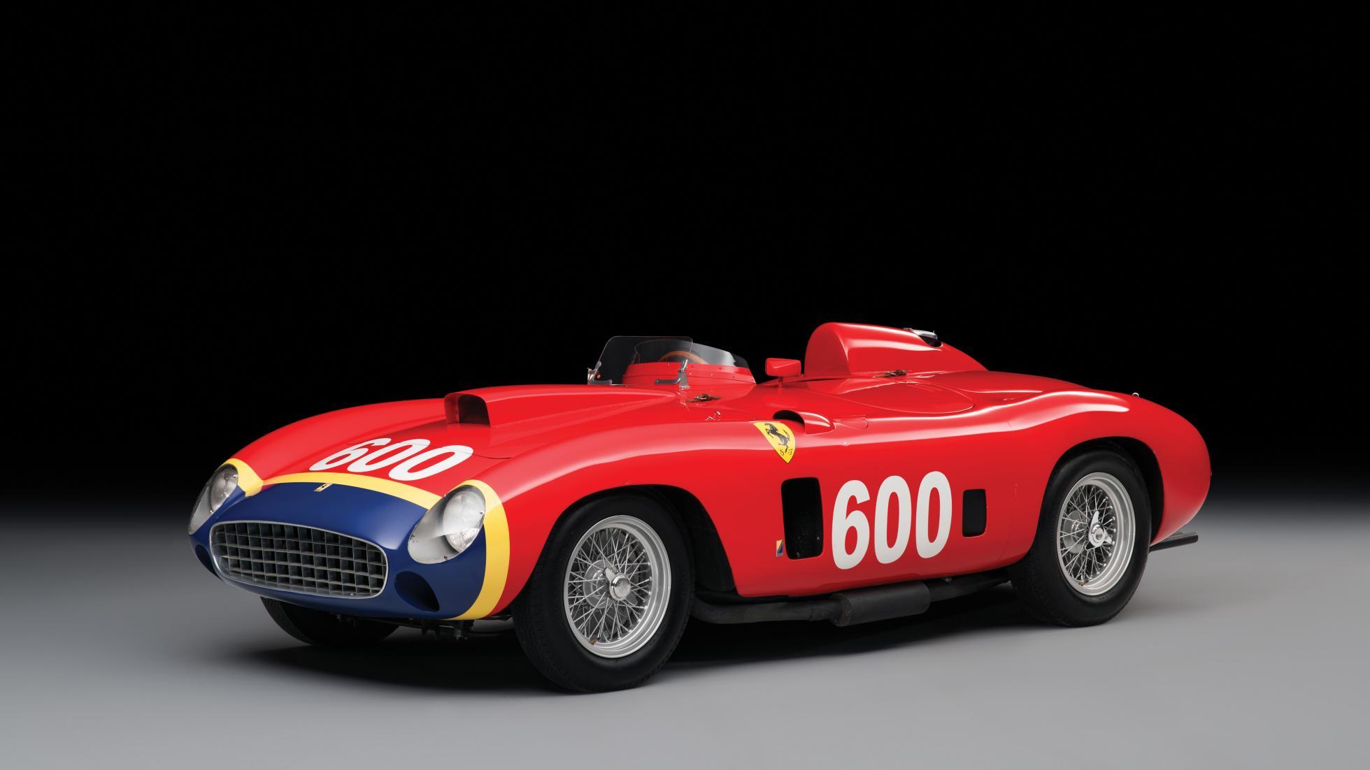 Гоночный Ferrari с выдающейся историей продали за $28 млн