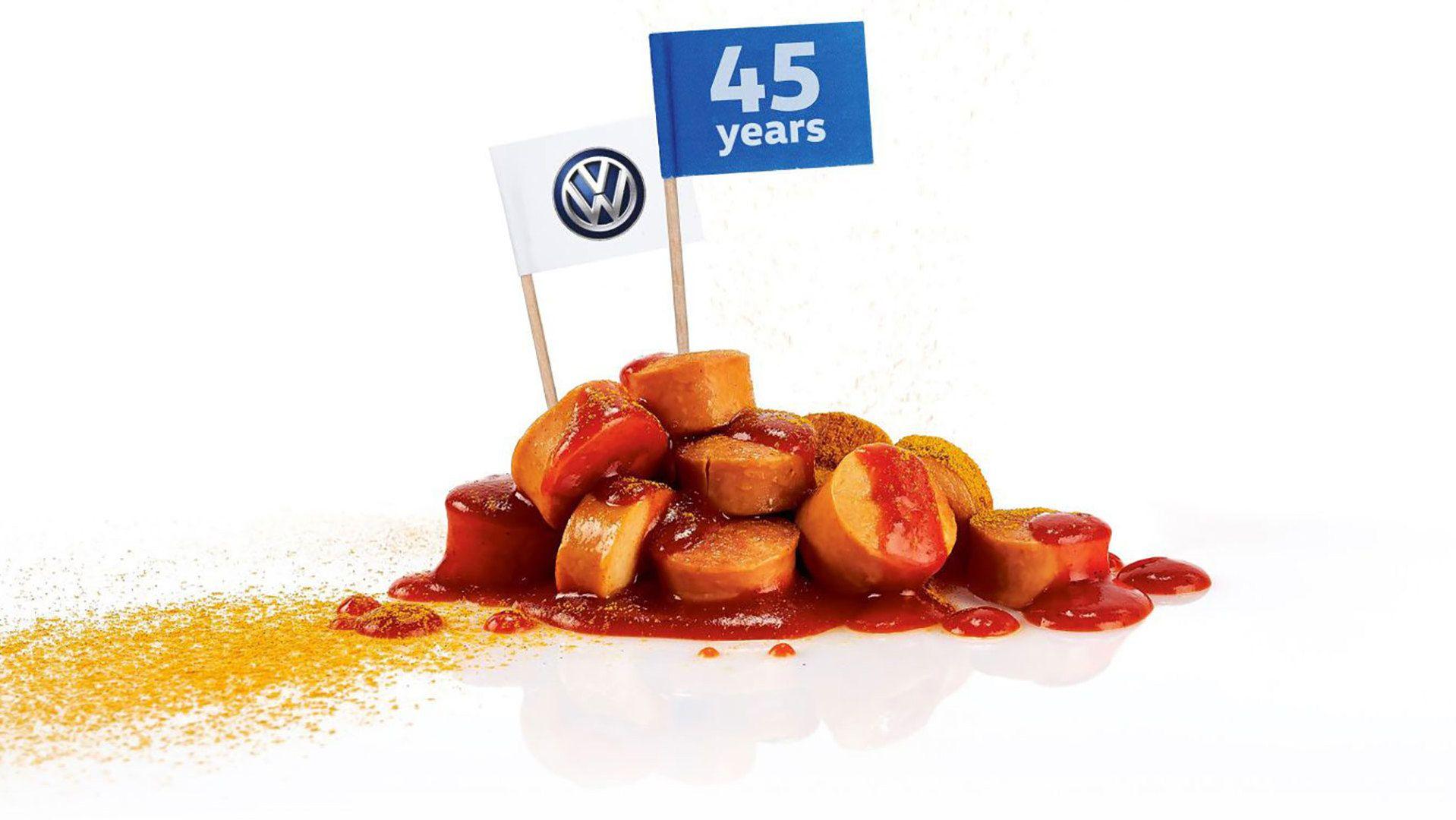 Volkswagen вышел на первое место по продаже… сосисок!