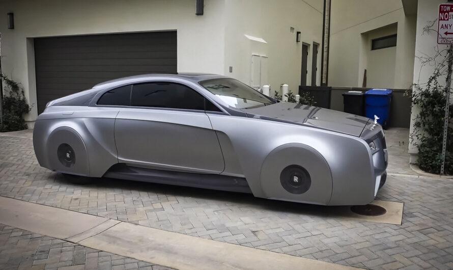 Джастин Бибер пересел на Rolls-Royce за $25 миллионов