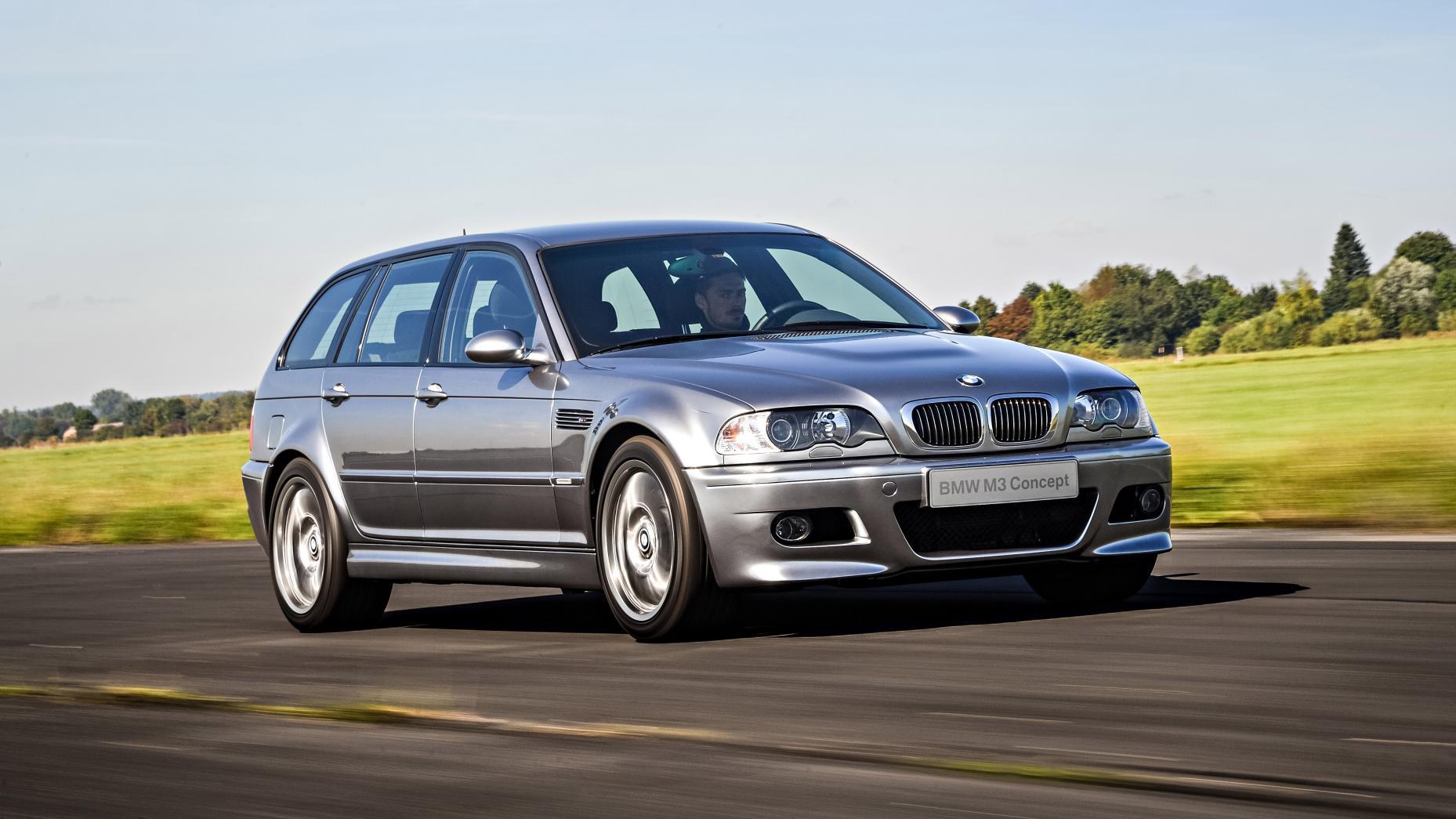 Самые редкие BMW M3 представлены к 30-летию модели