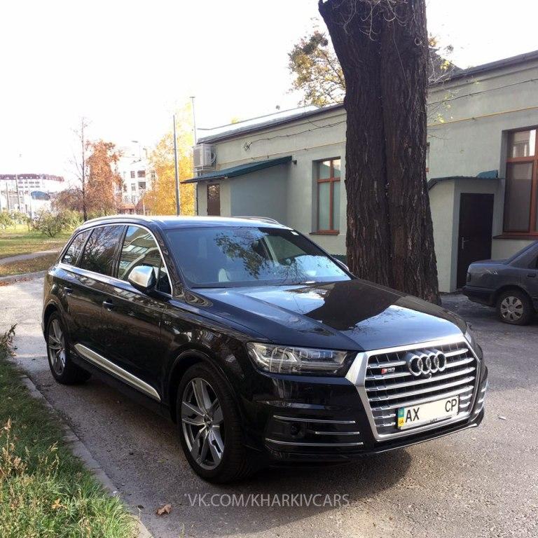 Суперкары Украины: лучшие тюнингованные автомобили 2016!