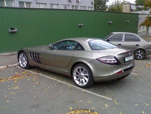 Какие суперкары есть у арестованного владельца АвтоКрАЗа