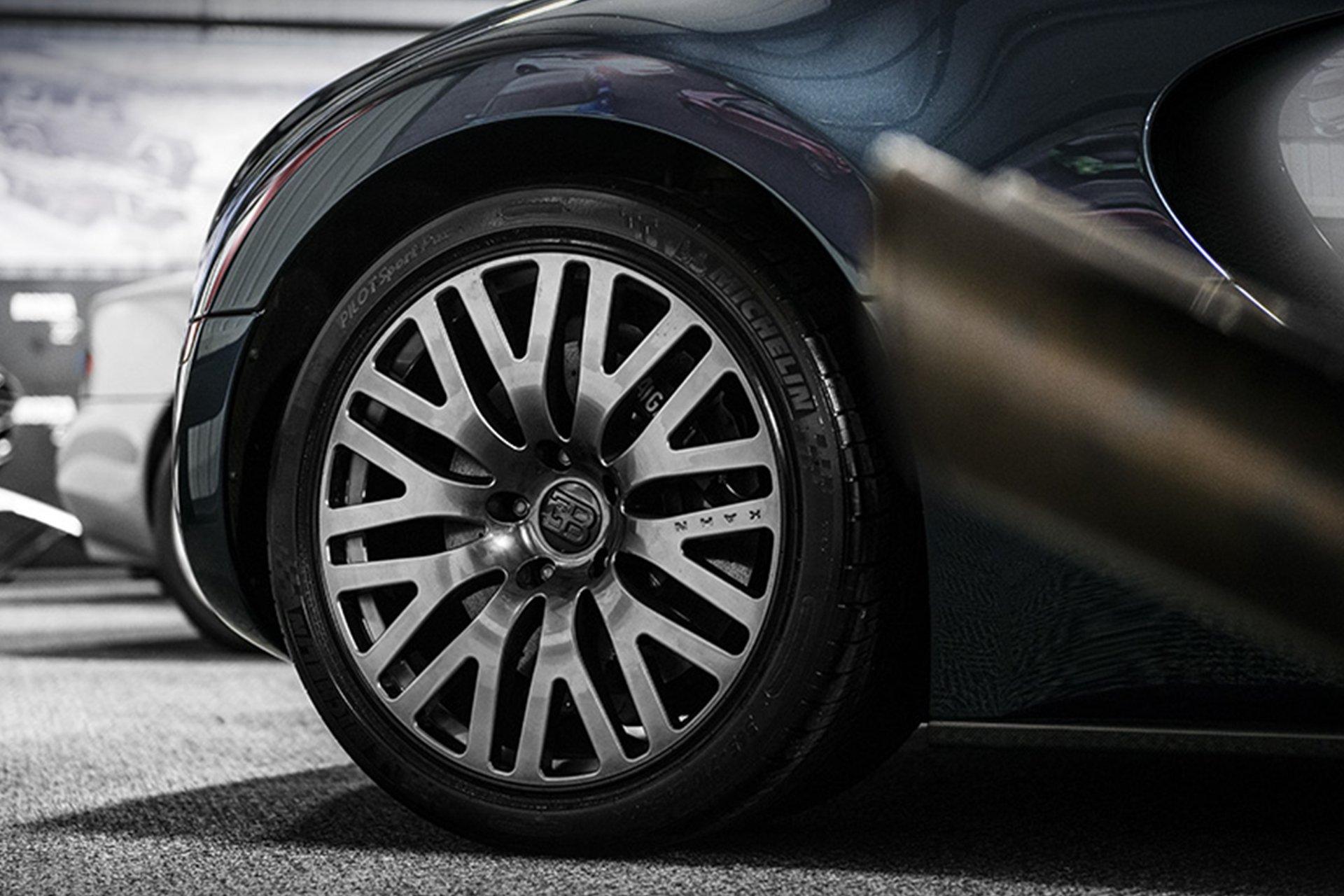 Самые дорогие шины в мире: когда количество нулей вгоняет в ступор