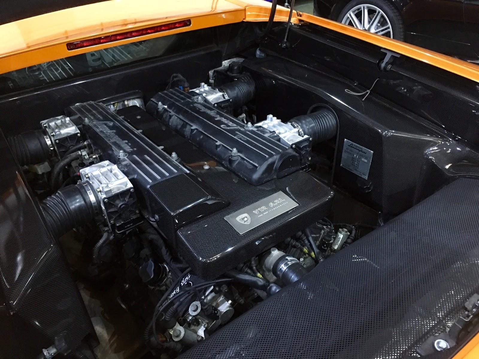 Удивительная история: Lamborghini с пробегом в полмиллиона километров!