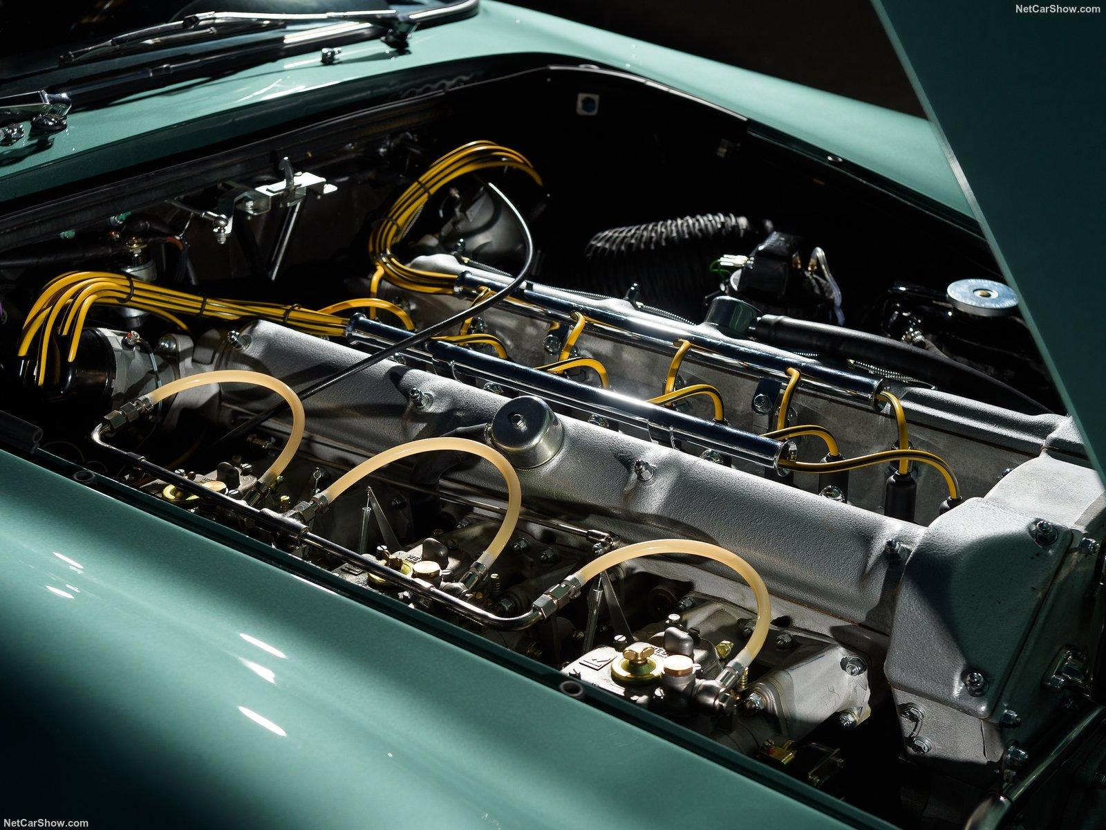 Купе Aston Martin DB4 GT 1959 года вернули в производство!