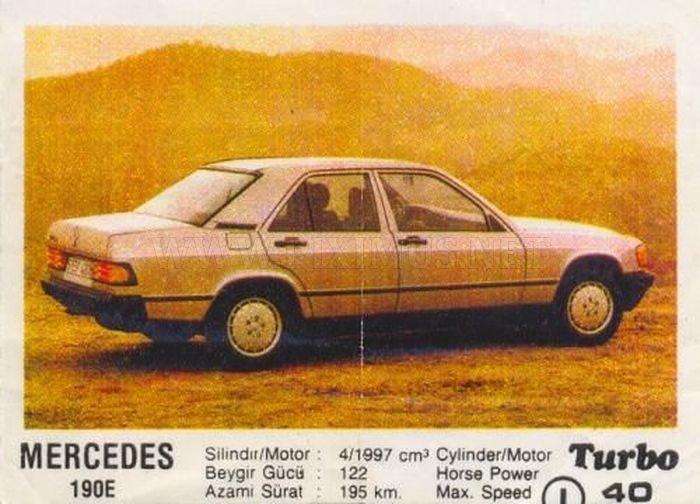 Mercedes 190: самые интересные факты о культовом авто из вкладыша Turbo