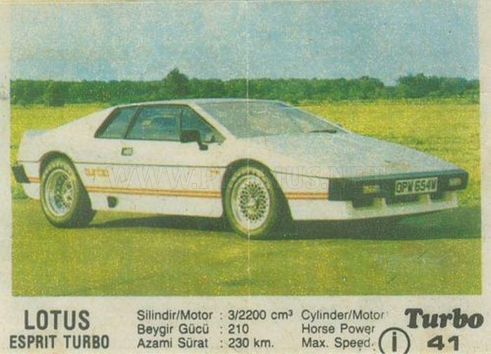 Интересные факты об авто Джеймса Бонда с вкладыша Turbo