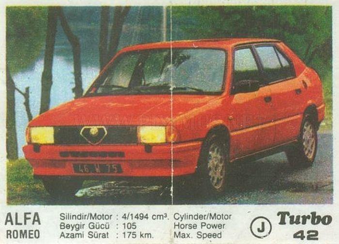 Альфа для бедных: история Alfa Romeo 33 с вкладыша Turbo №42