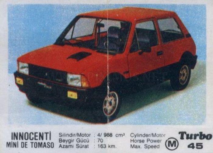 Подробности самого необычного итальянского Mini с вкладыша Turbo