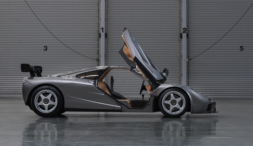 Самый редкий гиперкар McLaren, о котором ты не знал