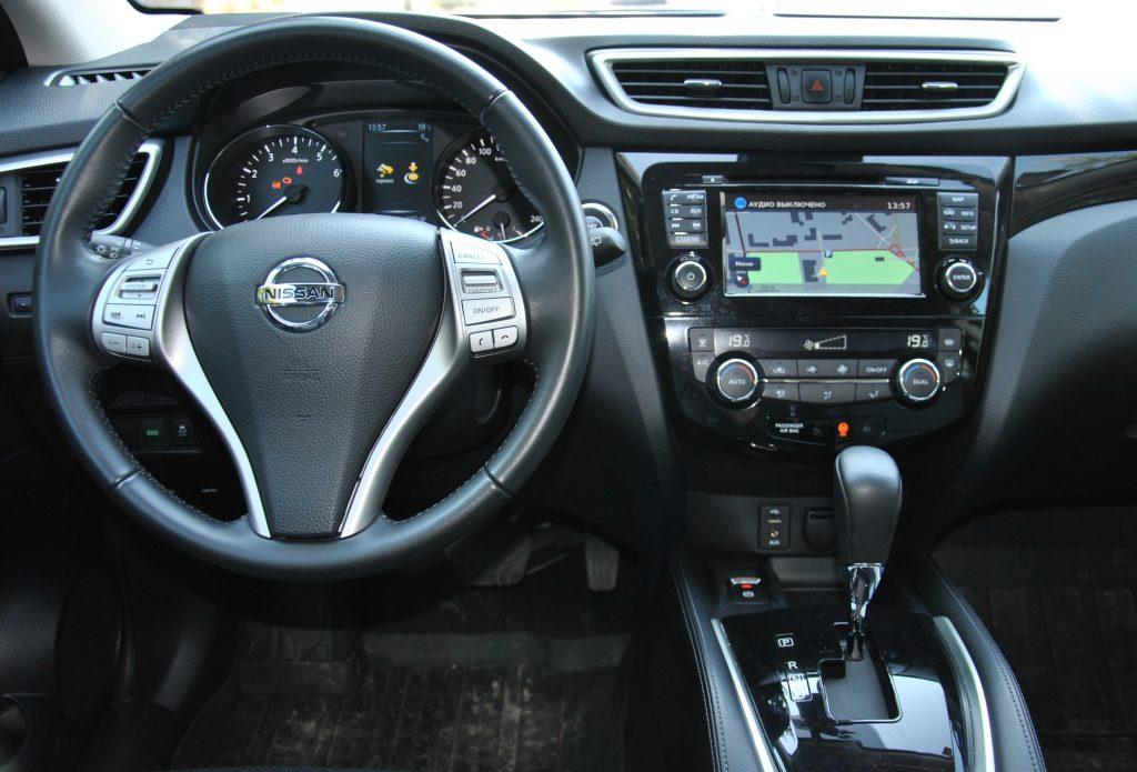 Тест-драйв Nissan Qashqai: проверка на прочность