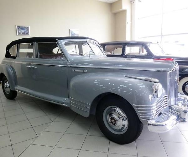 Как выглядит самый дорогой раритетный авто в Украине
