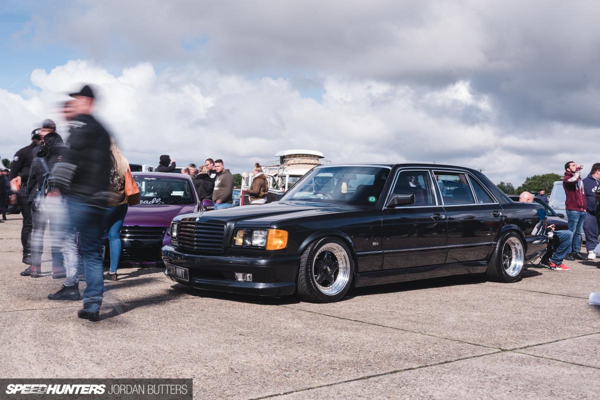 Самый крутой Mercedes S-Class, о котором ты не знал