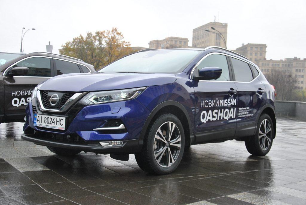 Тест-драйв нового Nissan Qashqai 2018: что изменилось в популярном кроссовере