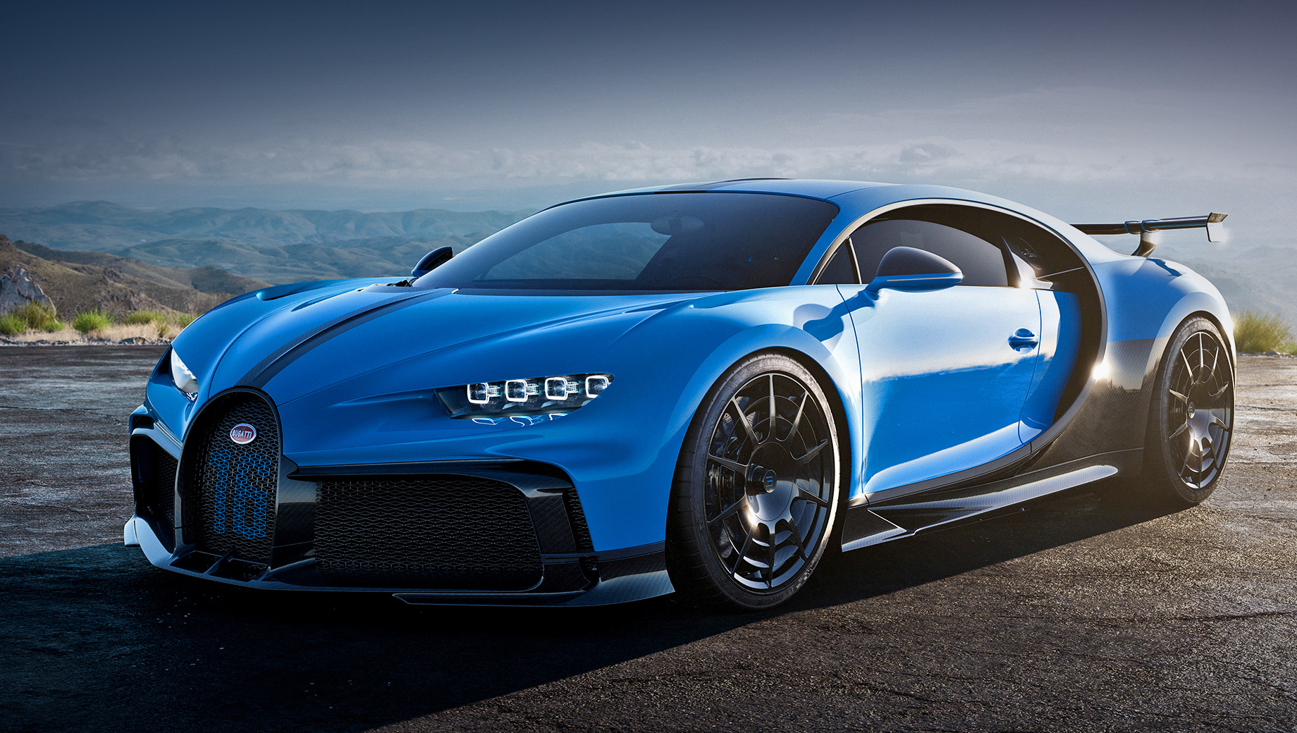 В гиперкарах Bugatti обнаружены дефекты