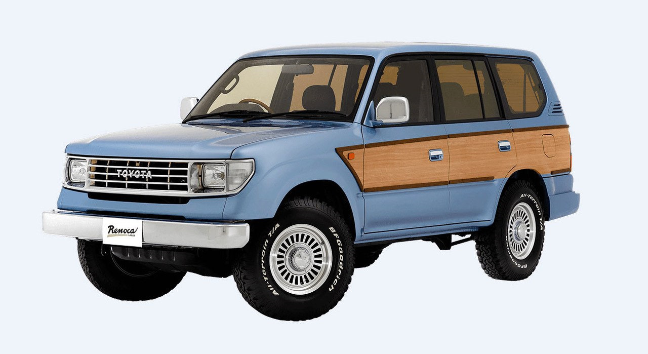 Новый Ленд Крузер в старом кузове можно купить за $30 тысяч
