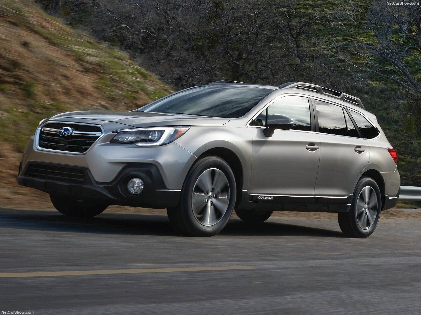 Обновленный Subaru Outback 2018 добрался до Украины