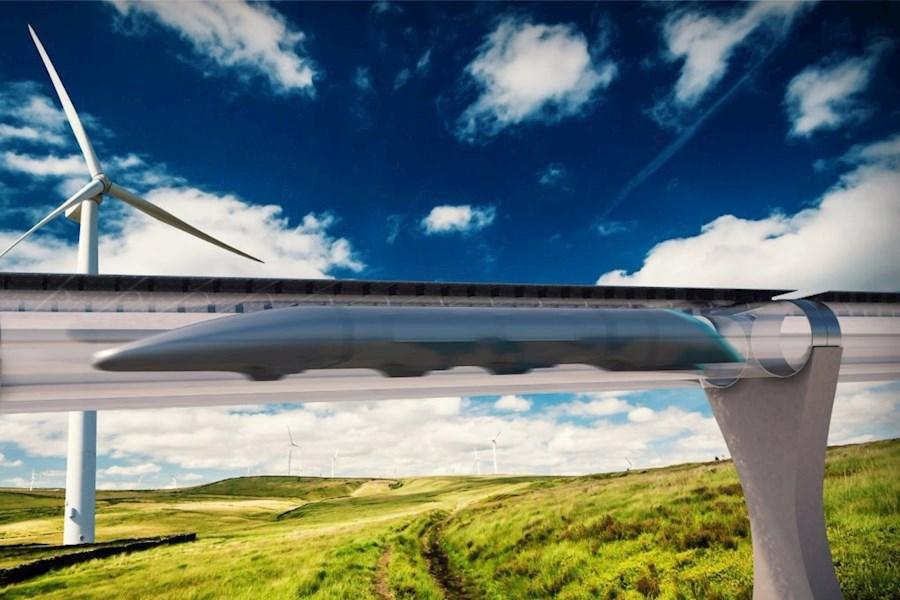 В Украине запустят сверхзвуковой поезд Илона Маска?