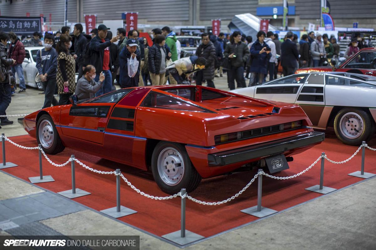 Самый сногсшибательный японский суперкар о котором ты не знал