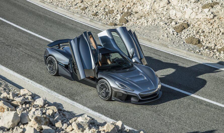 Новейший электросуперкар из Хорватии впечатлил разгоном как в Формуле-1