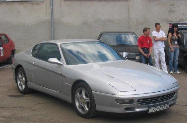 Какие суперкары были в Украине в 90-х и начале 2000-х годов