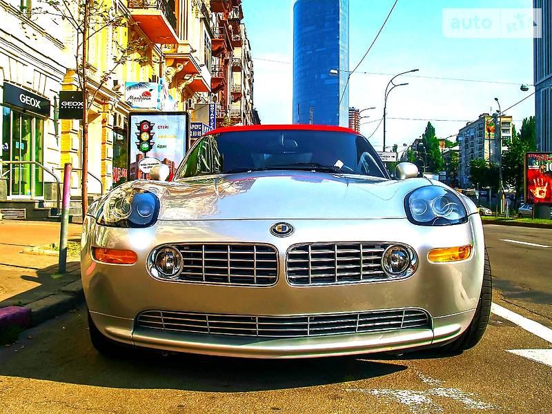 В Украине выставили на продажу редчайший спорткар Alpina Z8