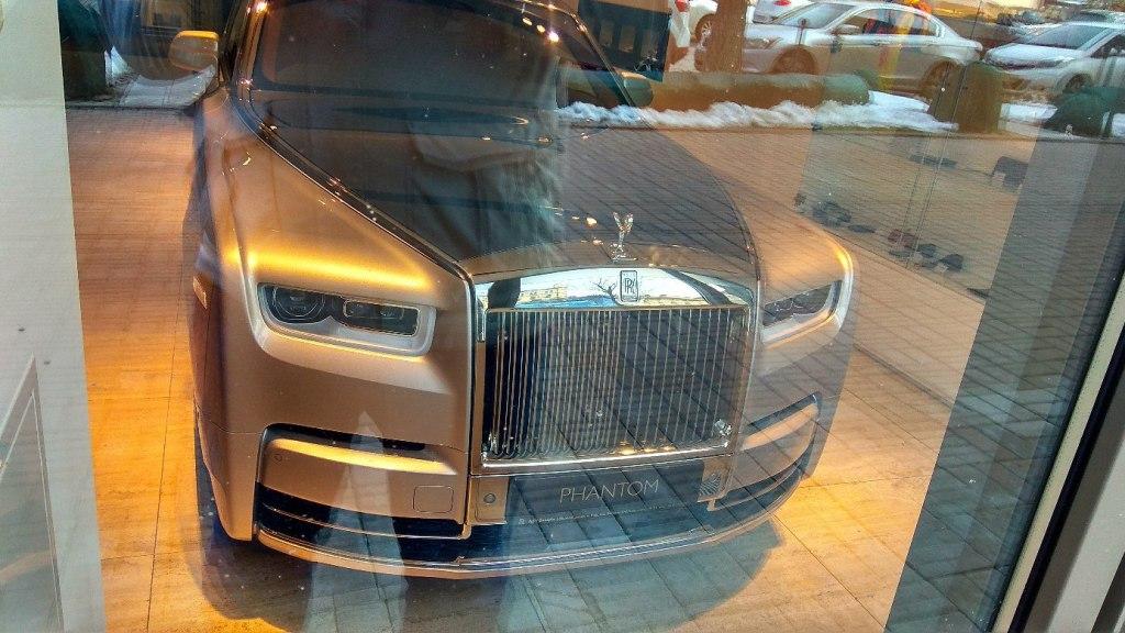 Самые дорогие авто в Украине за 2018 год