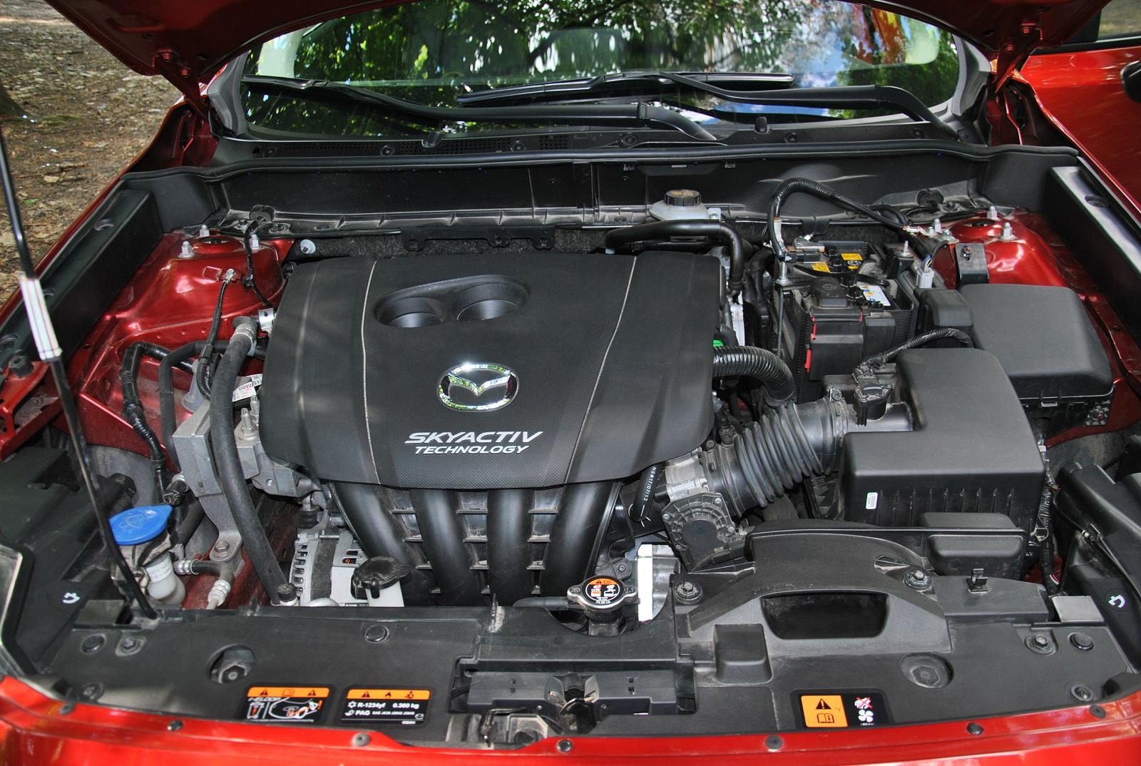 Тест-драйв Mazda CX-3: нетипичный кроссовер