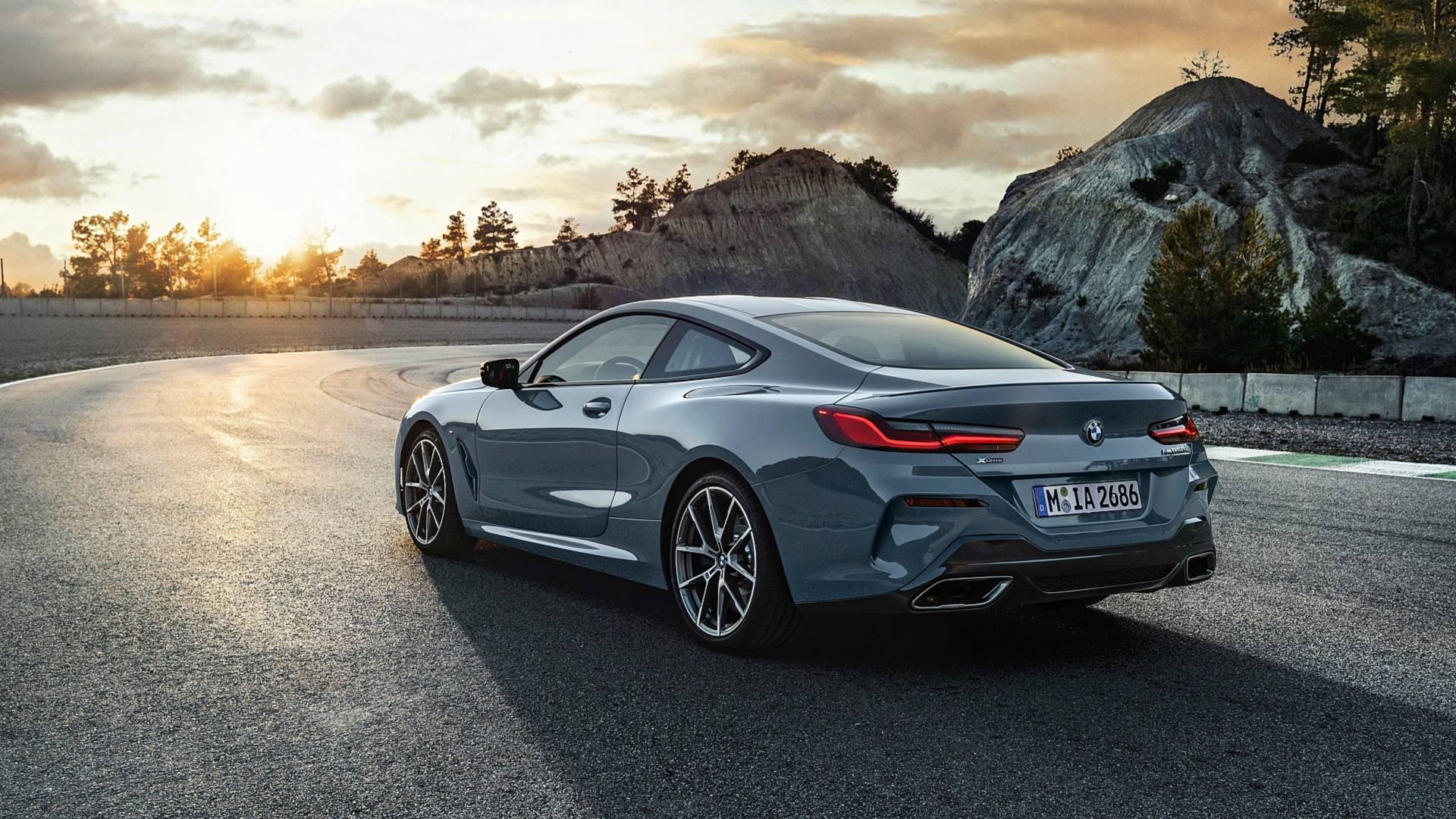 Обзор нового купе BMW 8 Series 2019