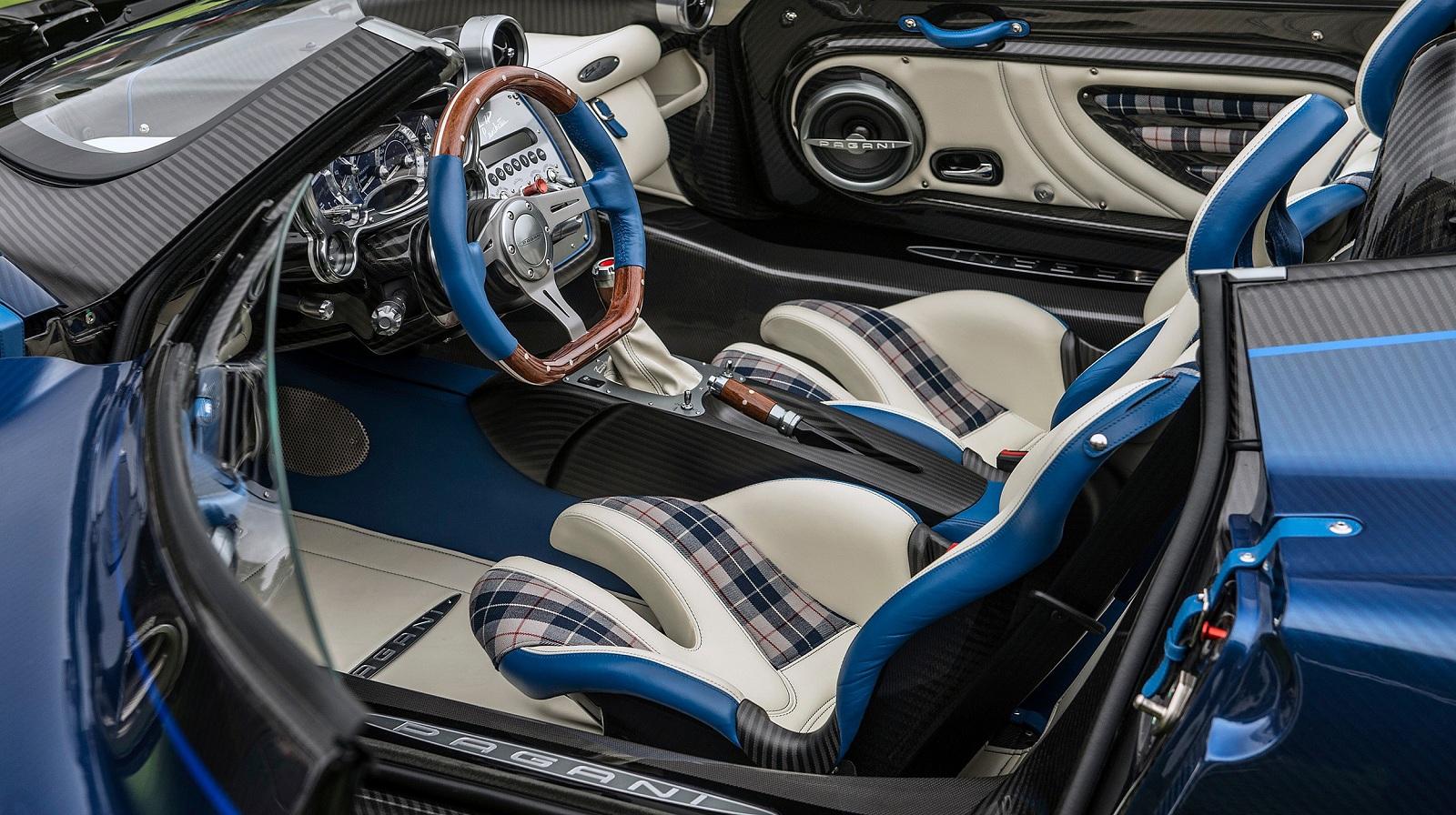 Эксклюзивный суперкар Pagani стал самым дорогим авто в мире