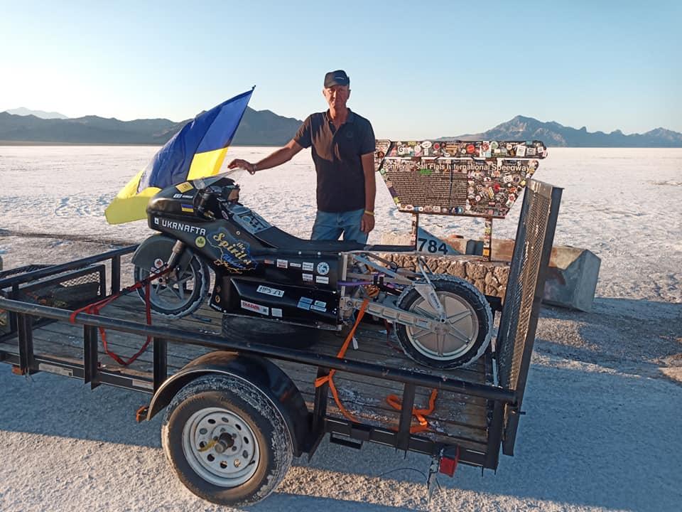 Украинец установил новый мировой рекорд скорости
