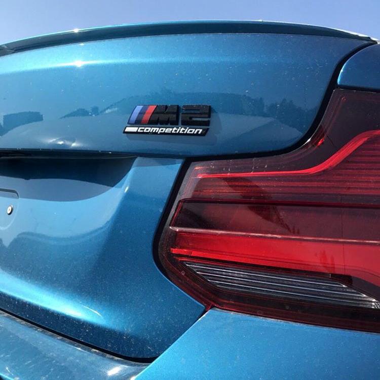 Новейшее купе BMW M2 Competition в Украине