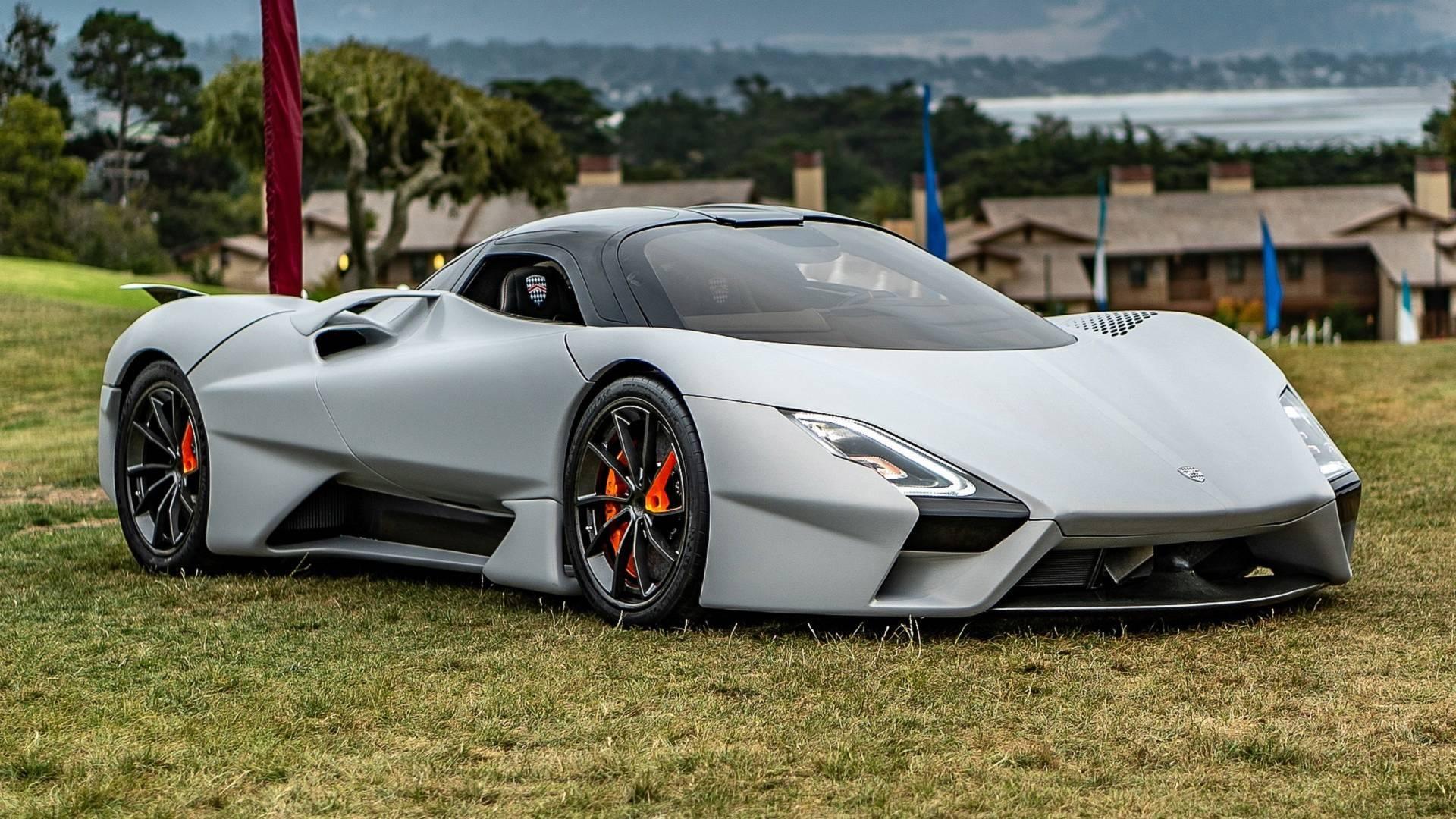В США презентовали самый быстрый авто в мире
