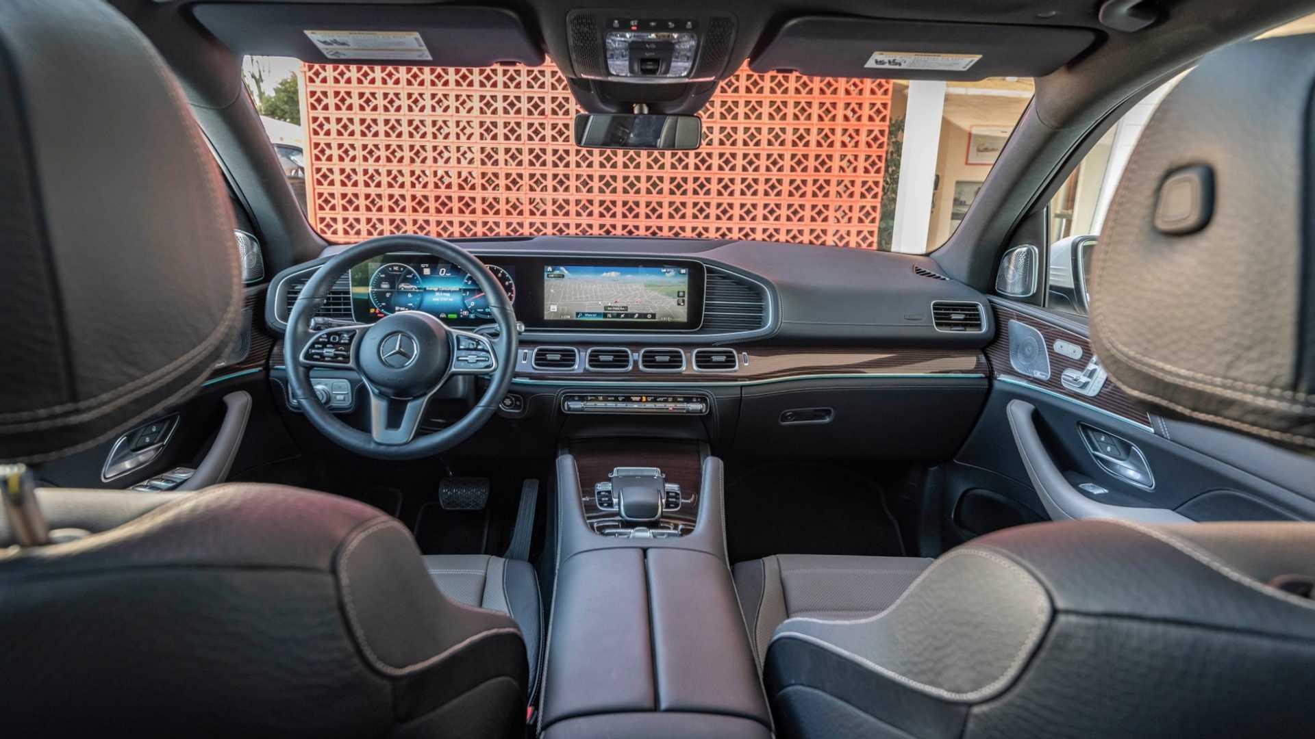 Обзор Mercedes GLE 2019 и все подробности нового кроссовера