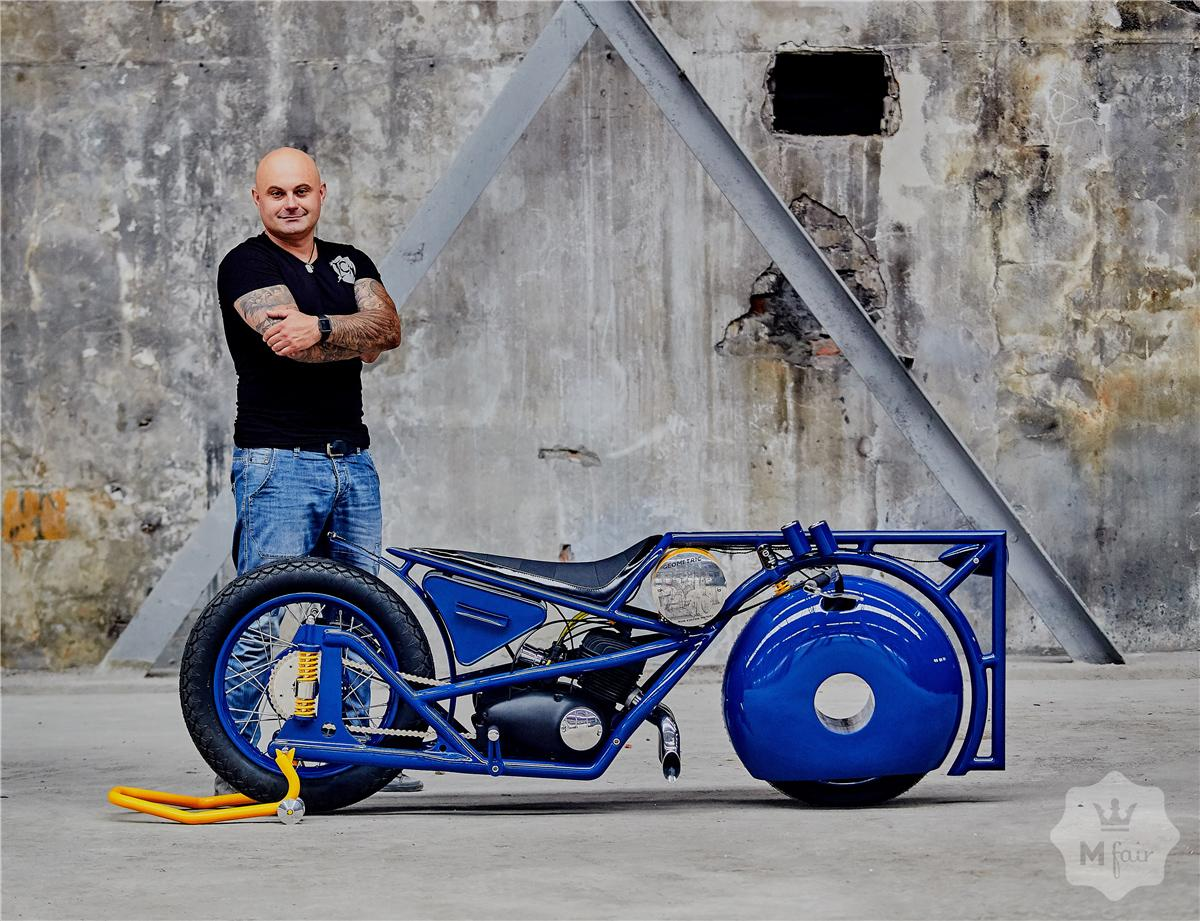Украинский мотоцикл поборется за награды на чемпионате мира