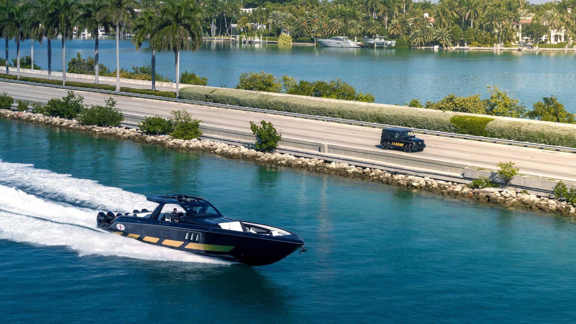 Самый крутой Mercedes-AMG: роскошный салон и мощность как у двух Bugatti