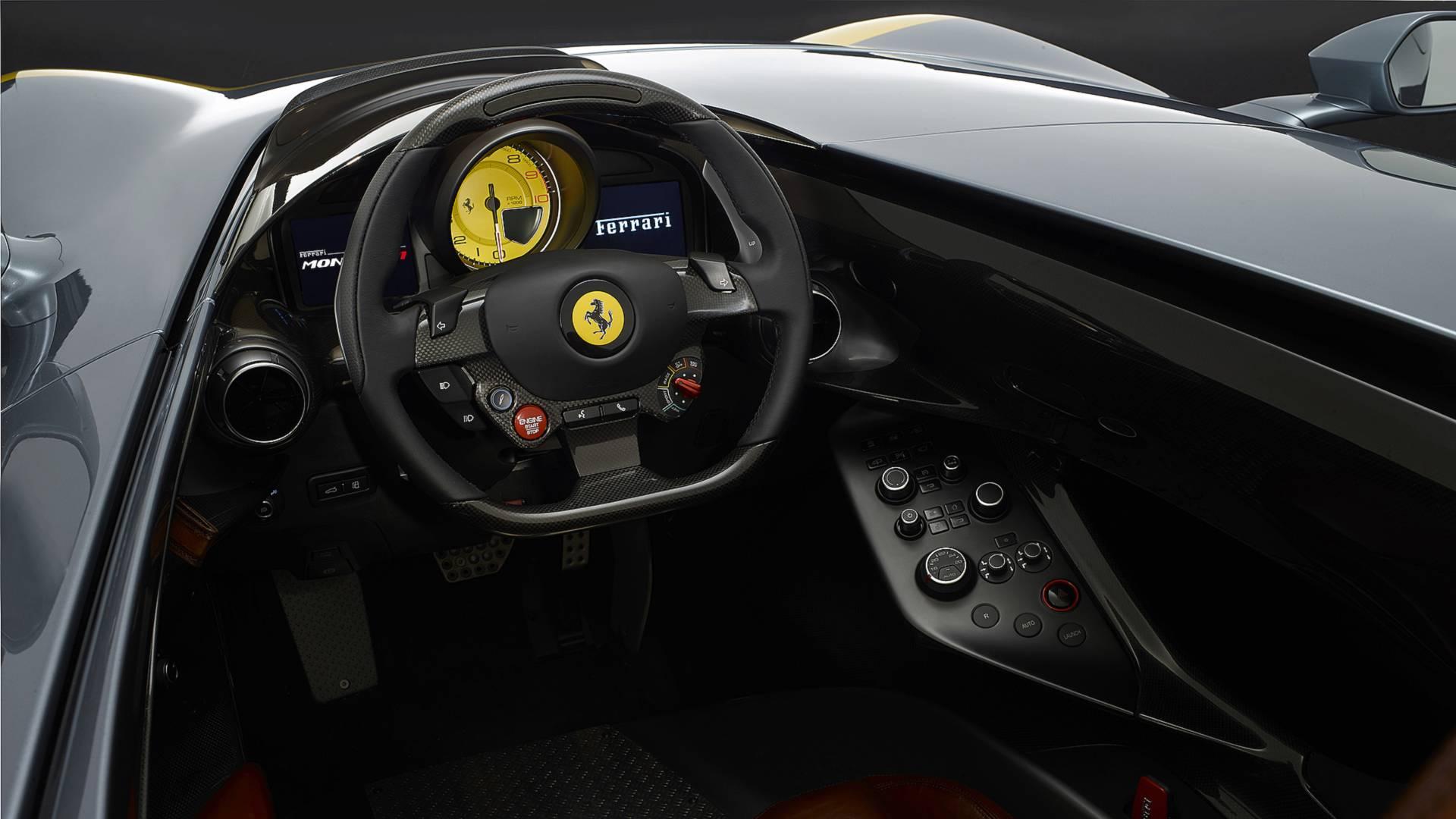 Рассекречен самый невероятный суперкар Ferrari в истории